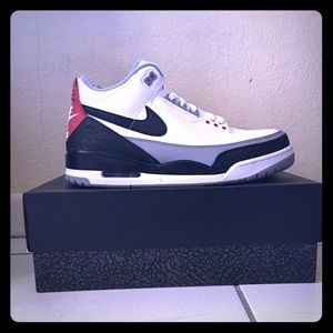 Air Jordan Retro 3 Tinker Hatfield. Size 12